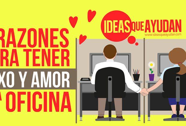 sexo y amor en la oficina