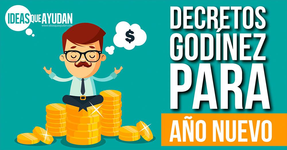 Decretos godinez para ano nuevo