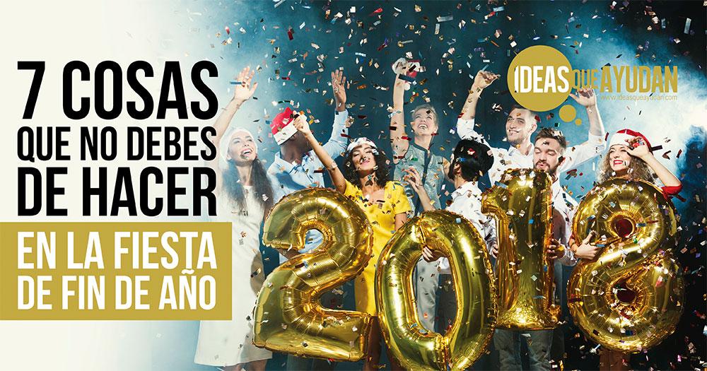 fiesta de fin de ano