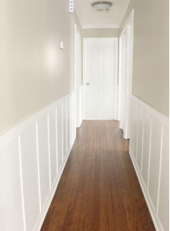 Ideas para decorar los pasillos de tu casa sin gastar una - Decoracion de paredes de pasillos ...