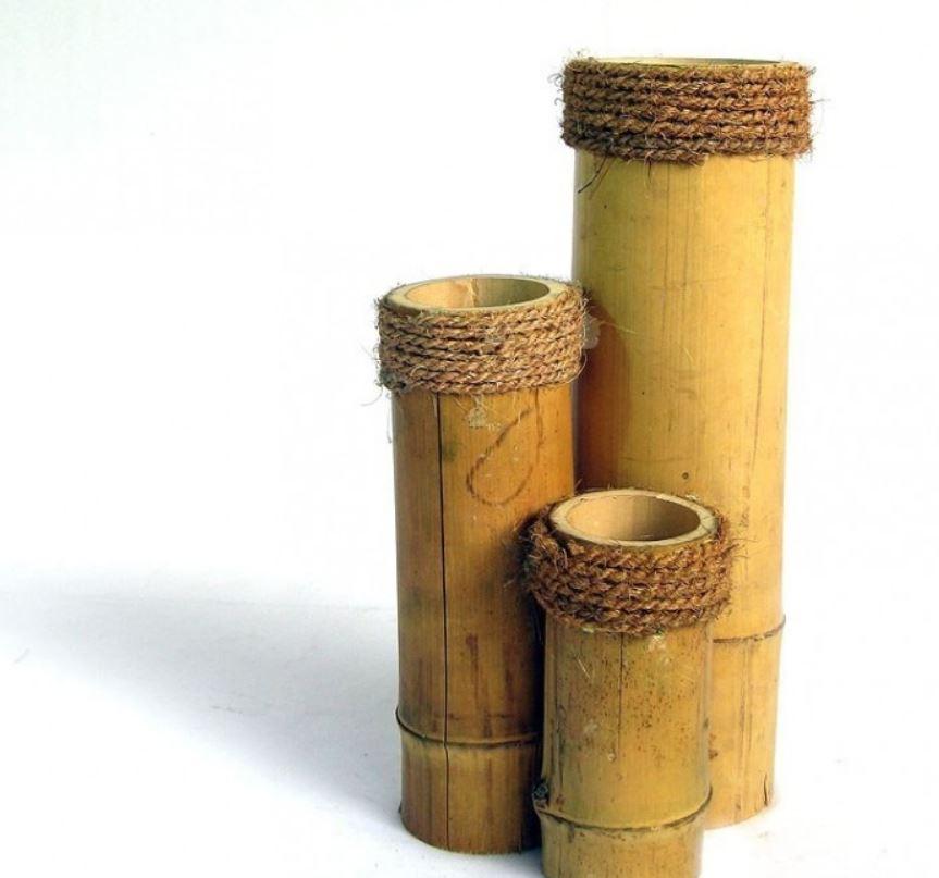 Decorar con bamb ideas creativas para implementarlo - Canas de bambu decoracion ...
