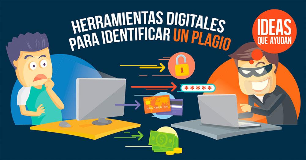 Herramientas digitales para identificar un plagio