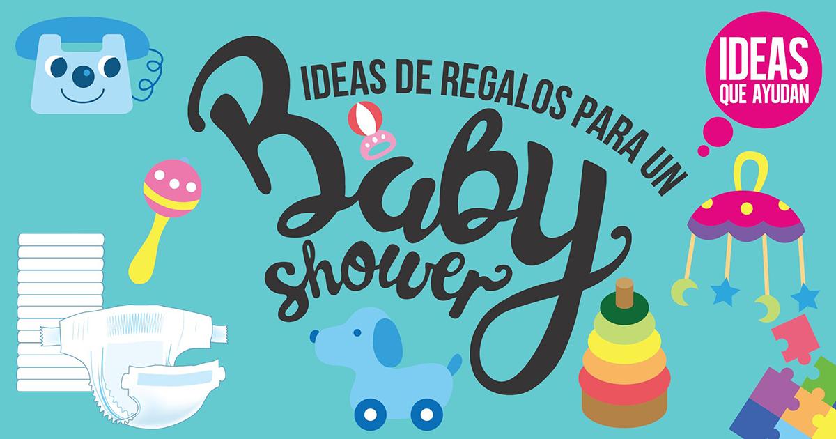 Que Regalos Pedir En Un Baby Shower.Ideas De Regalos Para Un Baby Shower Ideas Que Ayudan