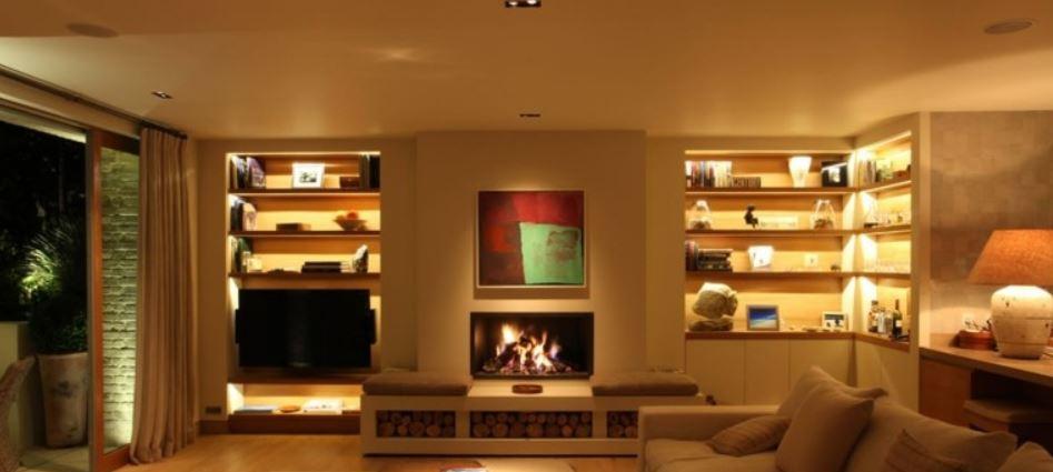 Ideas para decorar con luces LED Ahora y decora al mismo tiempo