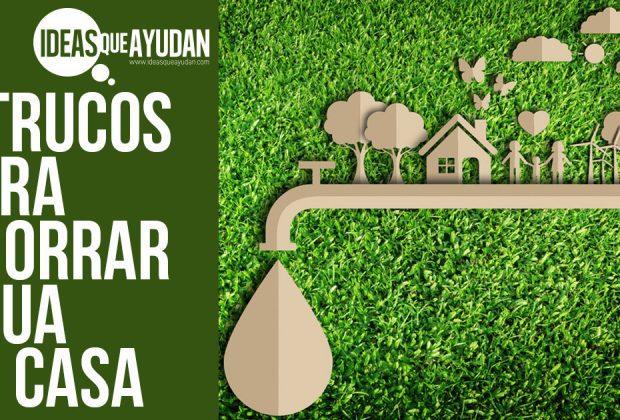 Agua archivos ideas que ayudan - Trucos para ahorrar agua ...