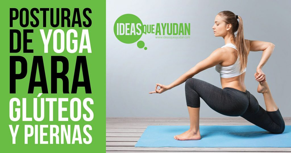 yoga gluteos