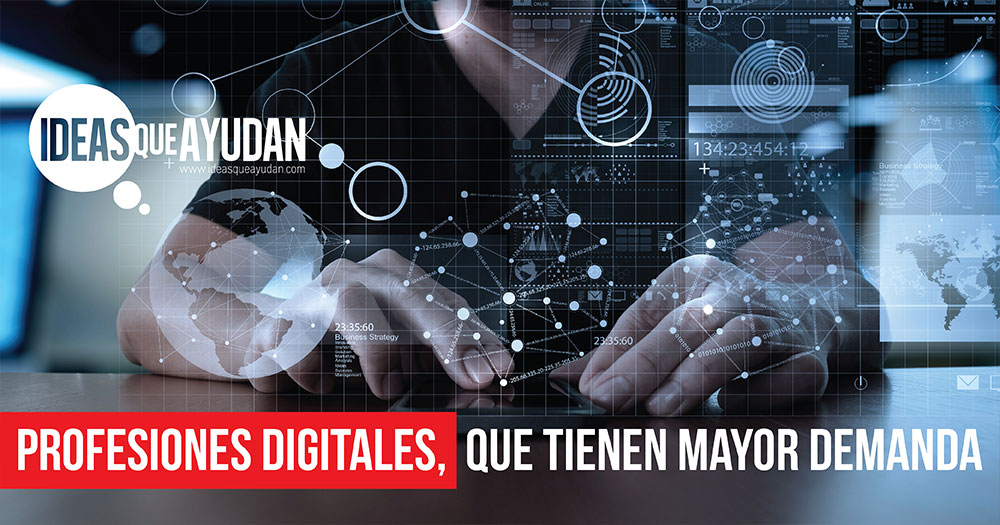 Profesiones digitales