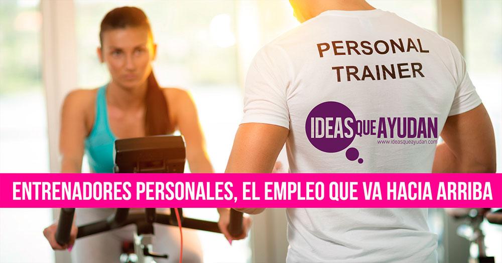 Entrenadores personales