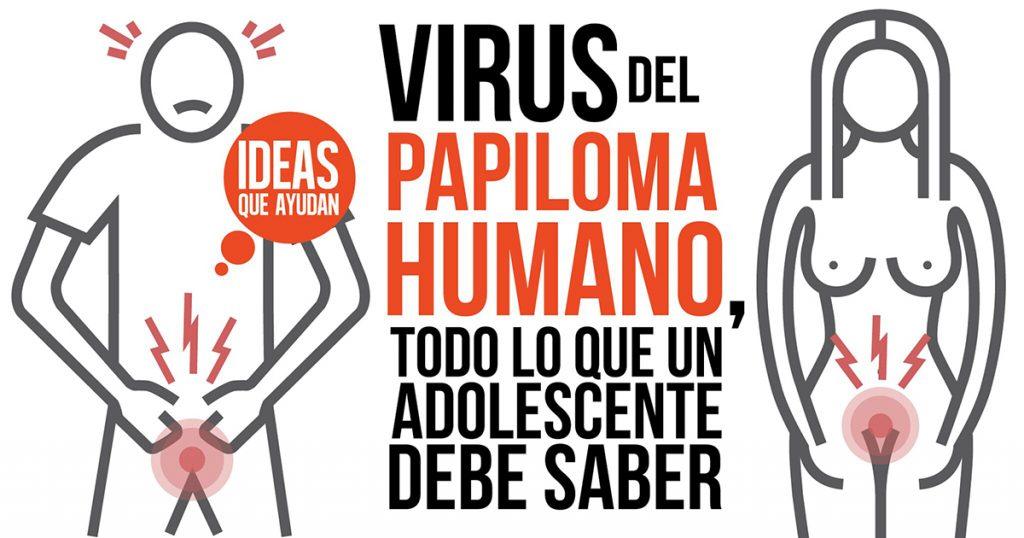 Virus Del Papiloma Humano Todo Lo Que Un Adolescente Debe Saber