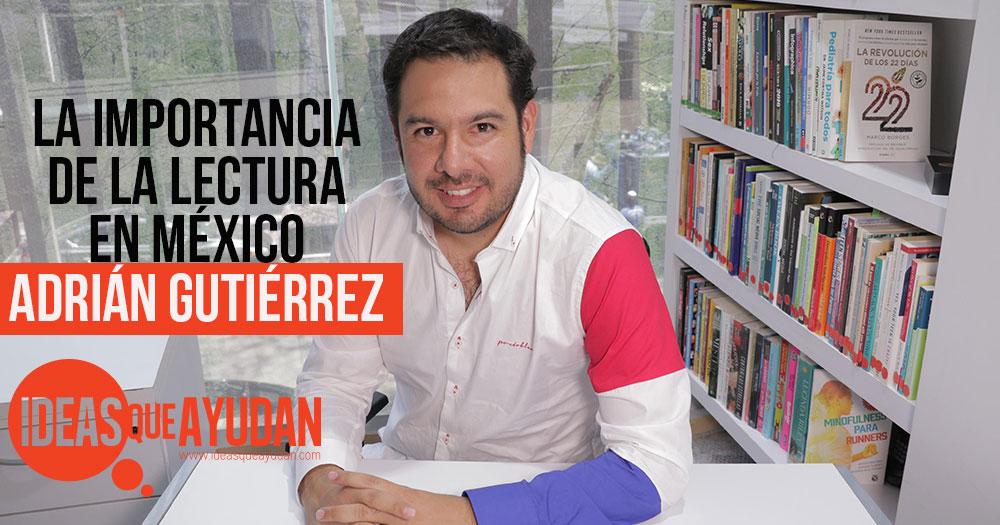 La importancia de la lectura en Mexico