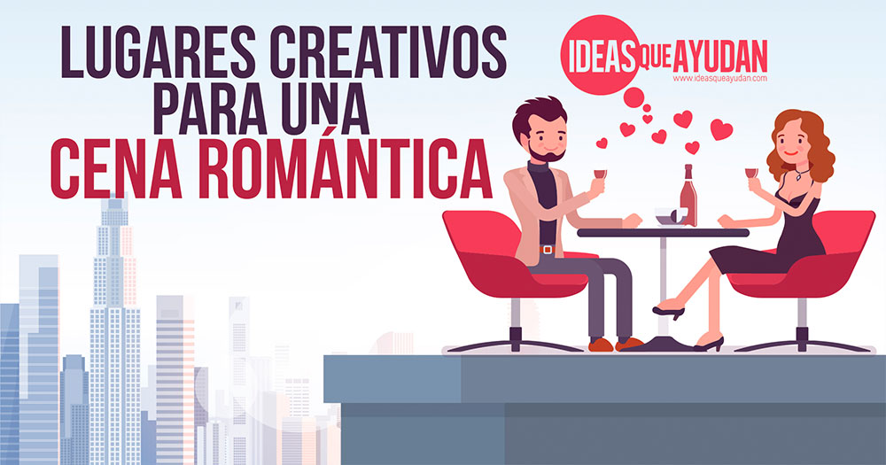 lugares creativos para una cita romantica