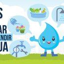 hacer rendir el agua