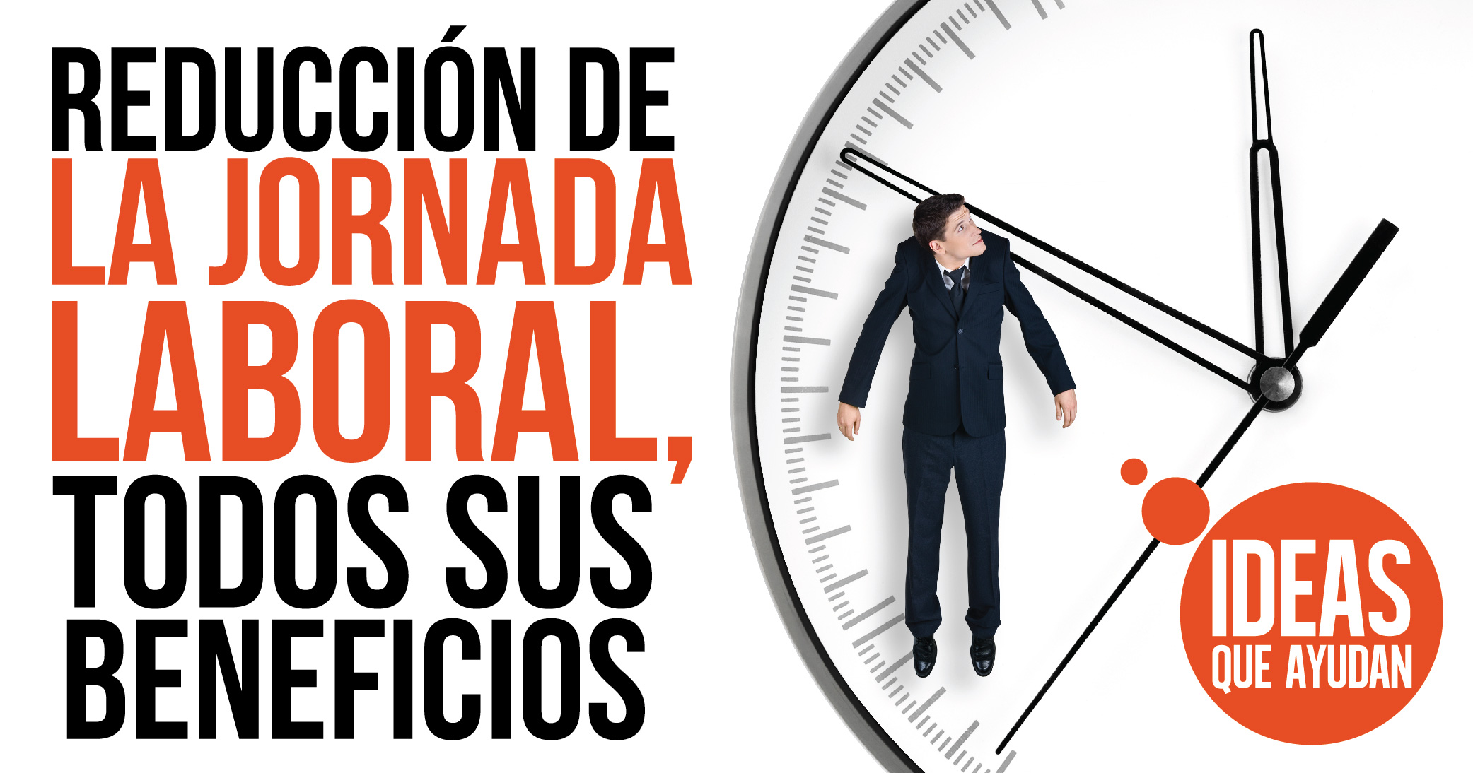 Reducción de la jornada laboral