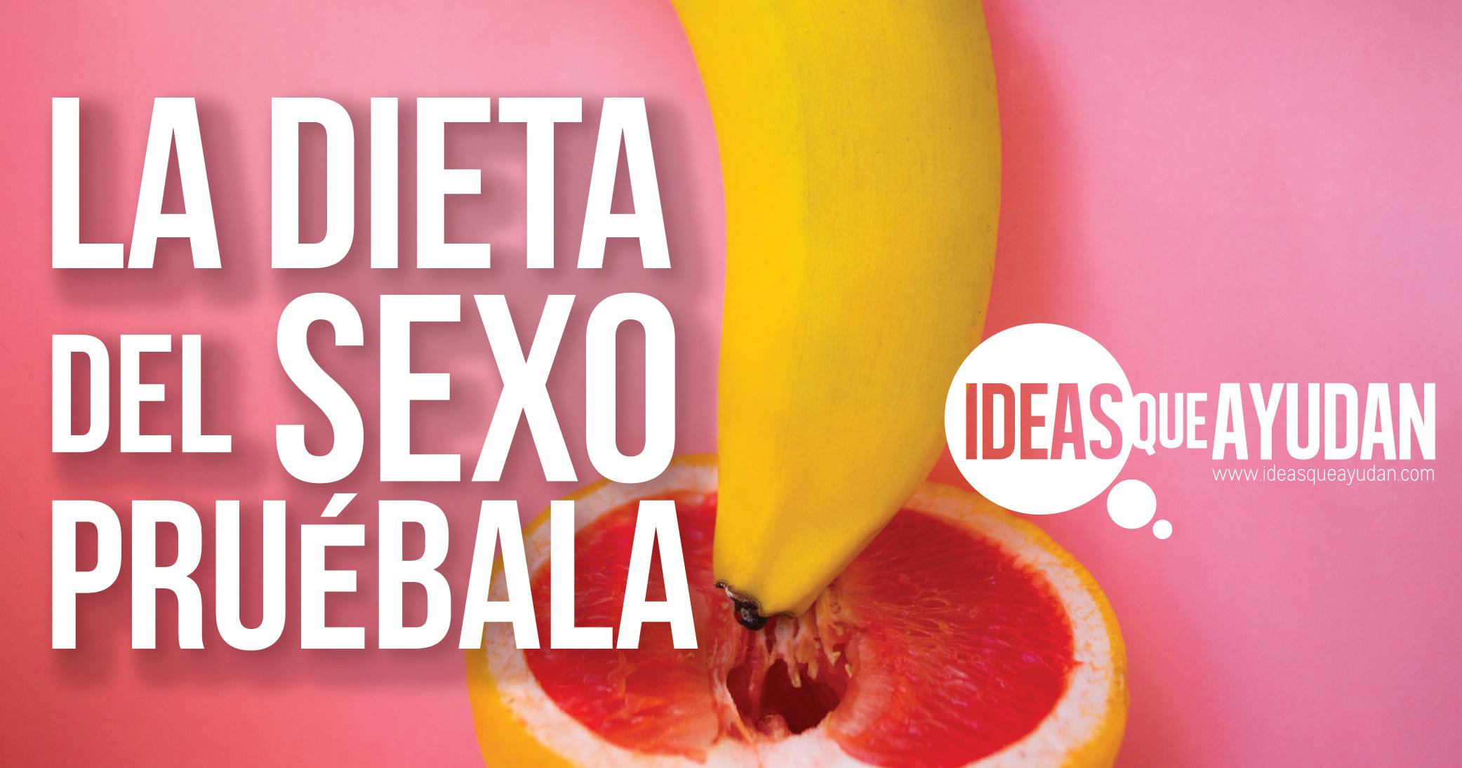 La dieta del sexo