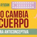 Cómo cambia el cuerpo la píldora anticonceptiva