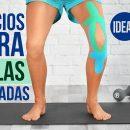 Ejercicios para rodillas desgastadas