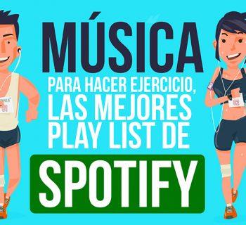 musica para hacer ejercicio