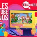 Canales de Youtube para niños