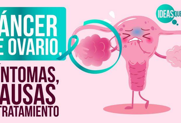 cáncer de ovario síntomas tratamiento