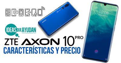 Axon 10 Pro características
