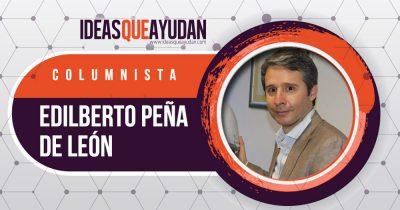 Edilberto Pena de Leon - columnista - Ideas Que Ayudan