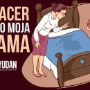 Qué hacer si tu hijo moja la cama