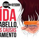 Caída del cabello posibles causas y tratamiento