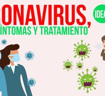 Coronavirus qué es síntomas y tratamiento