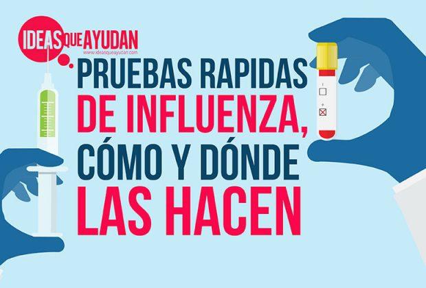 Pruebas rapidas de influenza
