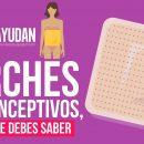 Parches anticonceptivos
