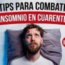 tips para combatir el insomnio en cuarentena