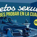 retos sexuales que debes probar en la cuarentena