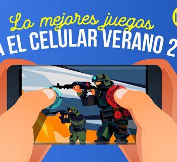 Los mejores juegos para el celular verano 2020