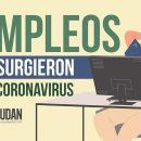 empleos que resurgieron tras el coronavirus