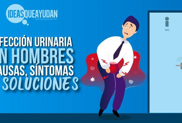 Infección urinaria en hombres