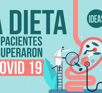 La dieta de pacientes que superaron el COVID 19