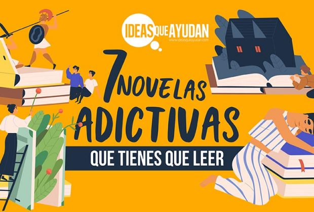 novelas adictivas que tienes que leer