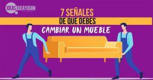 7 señales de que debes cambiar un mueble