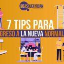 tips para el regreso a la nueva normalidad